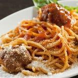 ルパンのスパゲッティ