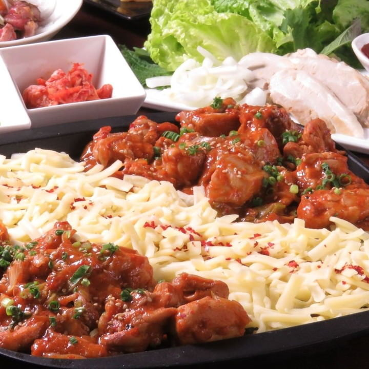 お酒が進む♪多彩な韓国料理を楽しむ