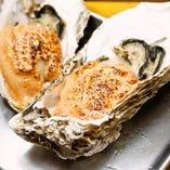 特選焼き牡蠣 明太マヨ