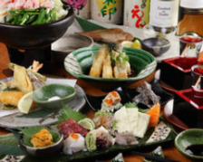 旬の魚、野菜のおすすめ逸品料理