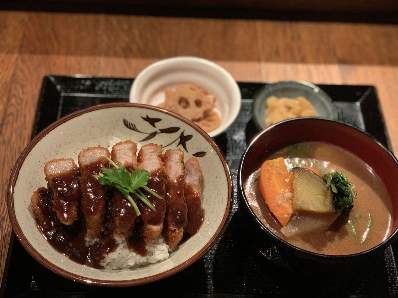 京都かつ飯屋 孫助