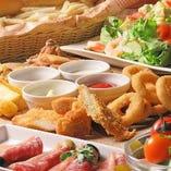パーティー料理はお客様のご要望に応じてアレンジ♪お客様に満足していただきたいからボリュームも味も料理数も地域トップクラス♪