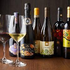 イタリアワイン&秩父ビール