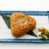 蟹味噌焼おにぎり(1個)