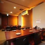ご宴会向け個室(~14名様×2部屋)