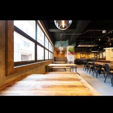 食堂カフェ ステクル  店内の画像