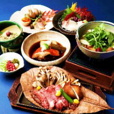 お食事コースは3300円より