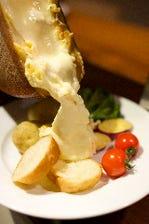 ハイジのチーズラクレット