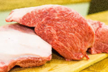こだわり和牛のステーキ