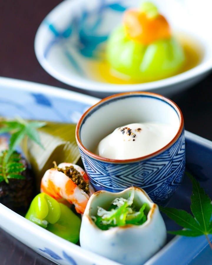伝統ある京料理