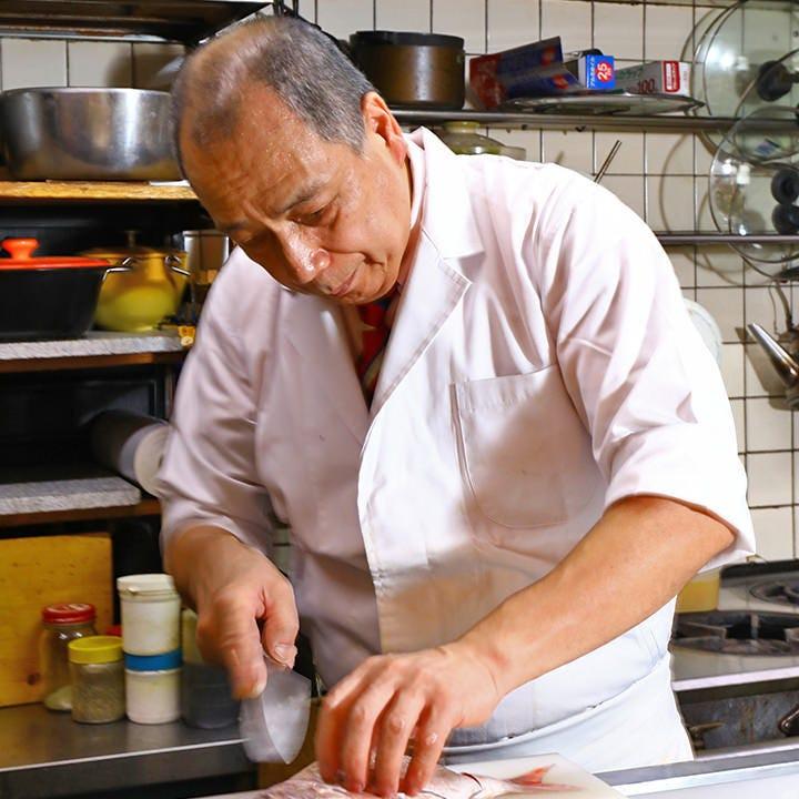 お弁当も毎日丹精込めて ひとつひとつ手作りでご用意します