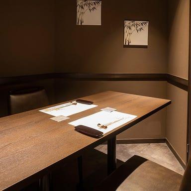 鮨 栞庵 やましろ 恵比寿  店内の画像