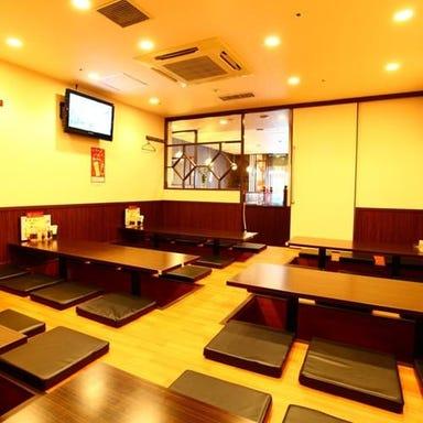 萬福菜館 浜町店 店内の画像