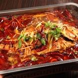 本場の四川料理いかがですか、是非一度お試しください!!