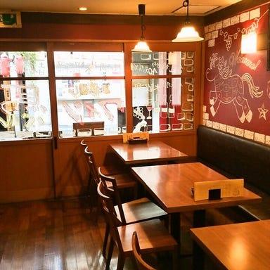 下北沢 肉バル Bon  店内の画像