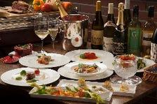 各種お祝いにおすすめ!!国産牛サーロイン・フォアグラ等 本格フランス料理のお祝いコース