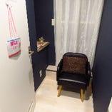 完全個室の授乳室完備★