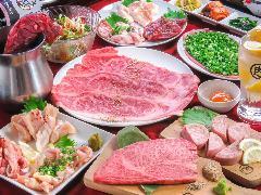 焼肉 肉Q