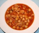 『ノフット』~ひよこ豆とチキンのトマト煮~