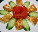 『ヘリムチーズ』~トルコの焼きチーズ~