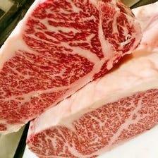 食べ応えのある塊肉をワイルドに食す