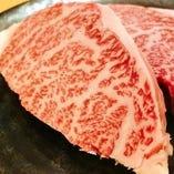 満寿泉の酒粕を食べて育った「池多牛」【富山県】
