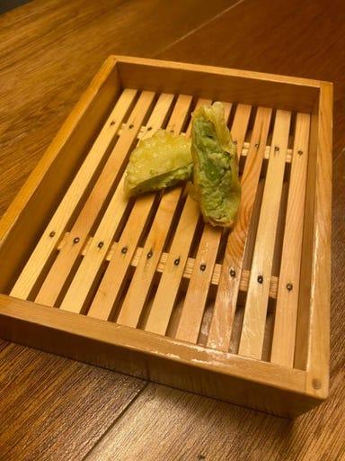 天ぷら酒場 KITSUNE 金山店 メニューの画像