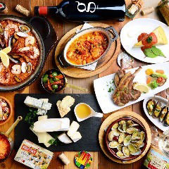 スペイン食堂 BAR DECO(バル デコ)  こだわりの画像