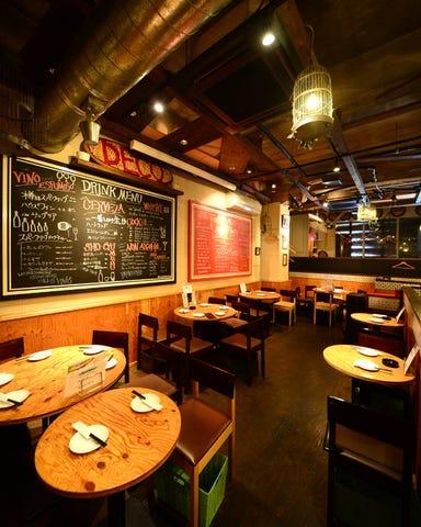 スペイン食堂 BAR DECO(バル デコ)  店内の画像