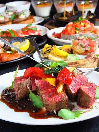 スペイン食堂 BAR DECO(バル デコ)  コースの画像