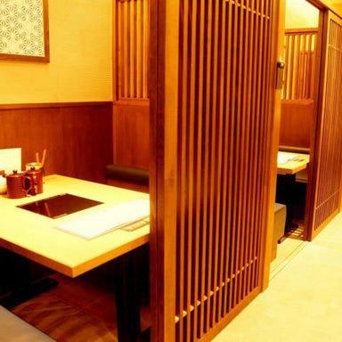 牛しゃぶ牛すき食べ放題 但馬屋 ヨドバシAKIBA店 店内の画像