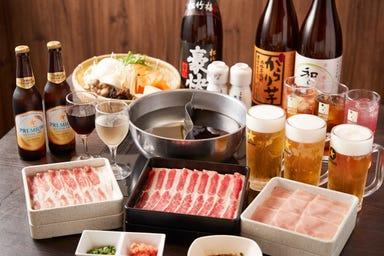 牛しゃぶ牛すき食べ放題 但馬屋 ヨドバシAKIBA店 コースの画像
