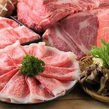 <肉の旨味を堪能>限定神戸牛コース