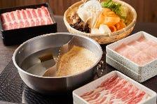 【ランチ・ディナー】『但馬屋』牛・豚90分食べ放題コース