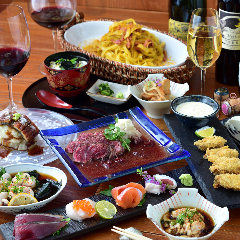 ワイン×和食 酒と肴 vin酌 (バンシャク)