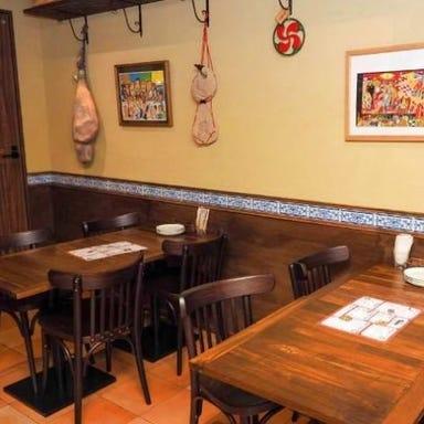 スペイン料理 パブロ  店内の画像