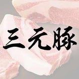 三元豚【青森県など全国各地】