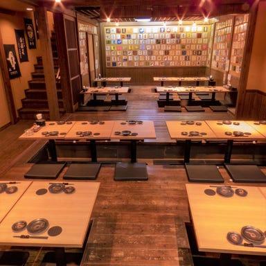 鮮魚と地酒屋 漁介 高田馬場店  店内の画像