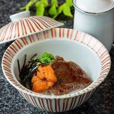 ■和食と肉料理のマリアージュ