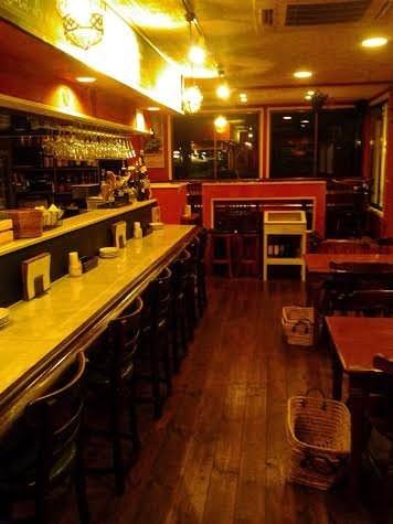 葡萄酒 キッチンバル Casares  店内の画像