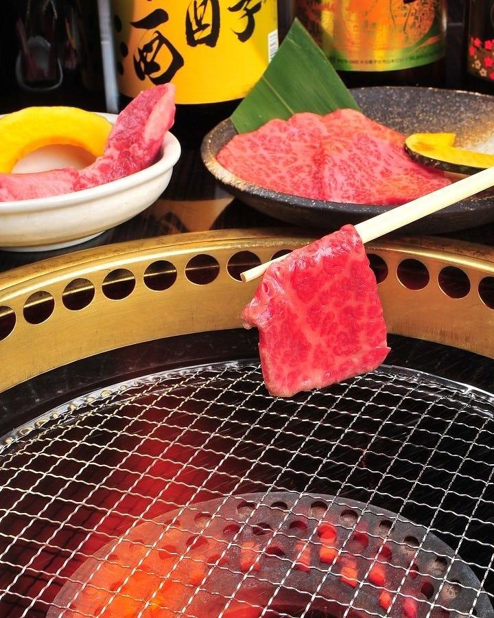 【歓送迎会にピッタリ!】全11品のボリューム&コスパの高い上質肉を堪能!6,500円→税込5000円ポッキリ!!