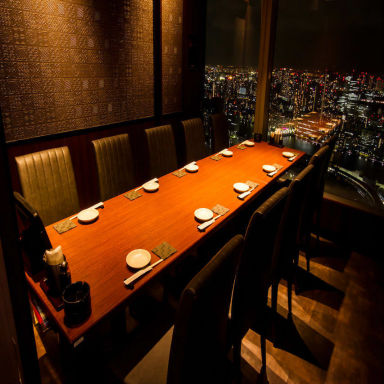 北の味紀行と地酒 北海道 カレッタ汐留店 店内の画像