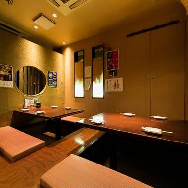 個室で愉しむ韓国料理居酒屋 土火土火 東京・八重洲本店 店内の画像