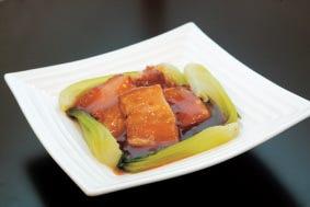 あっさりした優しい味覚の中華料理
