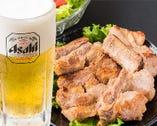ビールにぴったり!上州麦豚のスペアリブ