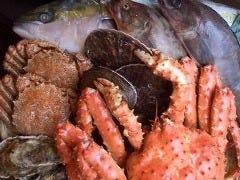 新鮮魚貝と和牛炙焼 大地の恵み