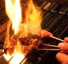 焼き職人による匠の技