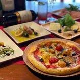 ◆コース◆ 熟練の料理長が織りなすイタリアンが目白押し
