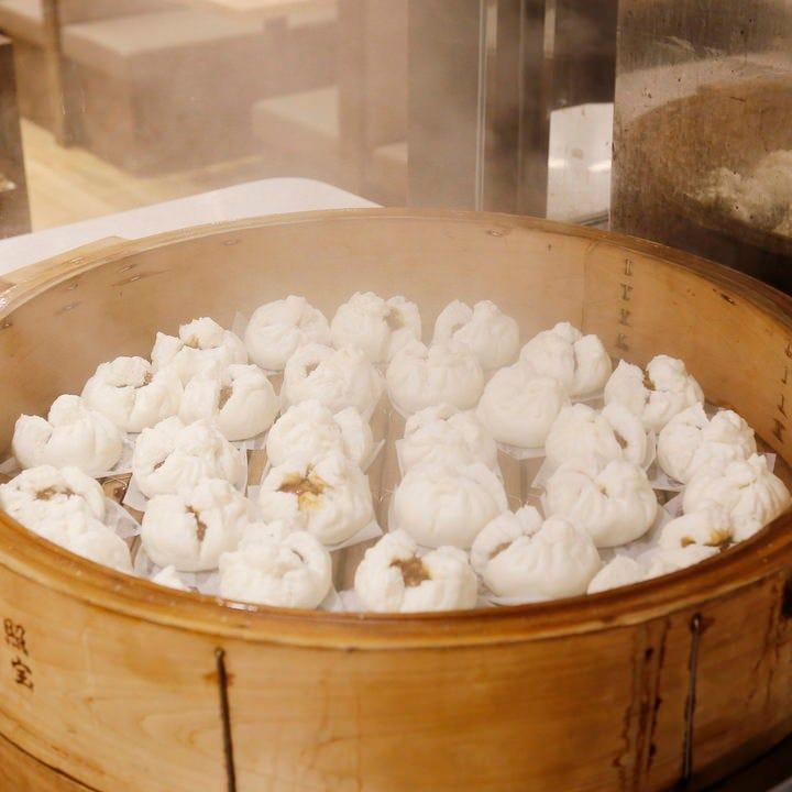 本場中国のシェフが一から作り上げる飲茶・点心!