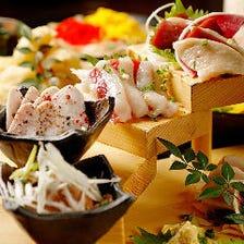 博多もつ锅と马刺し料理 さつま武藏 田町店